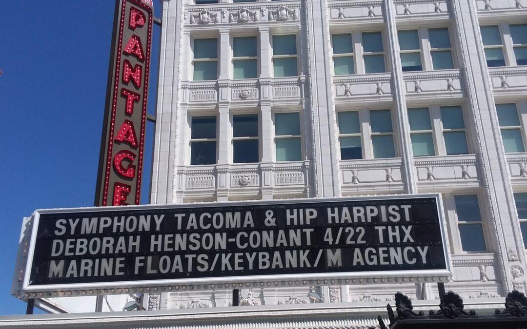 Thank You Tacoma!