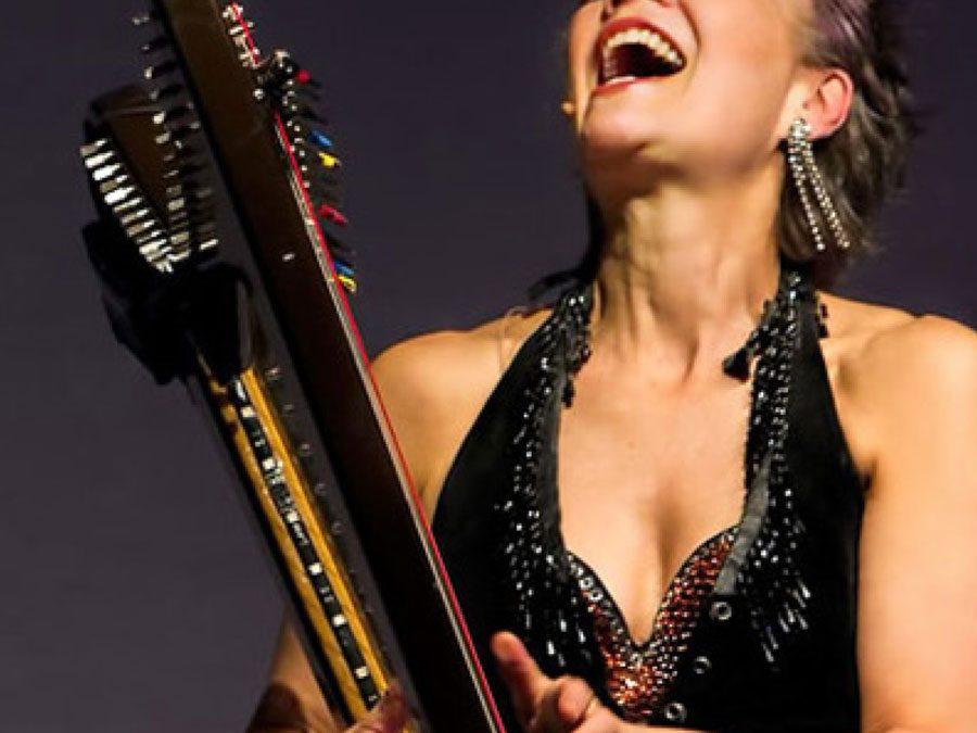 Brazilian Jazz Harp Immersion: July 19-29, 2018