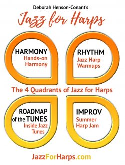 Jazz for Harps – What's it All About?