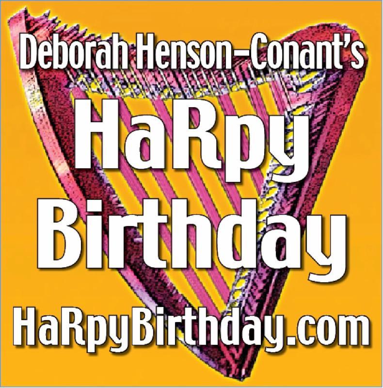 FREE-STUFF from DHC | Deborah Henson-Conant / HipHarp com