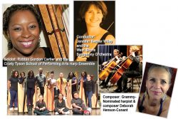 Collaboration: Composer, Performer, Symphony & Students