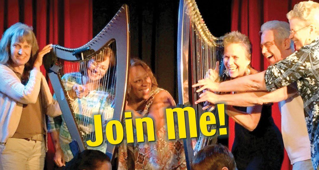 SUMMER SPECIALS at Hip Harp Academy