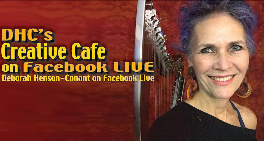 Facebook LIVE: Creativity CAFE