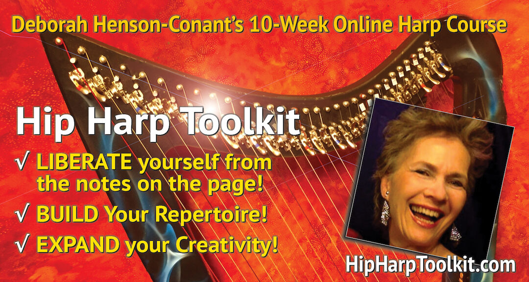 10 Reasons Hip Harp Toolkit ROCKS!!!