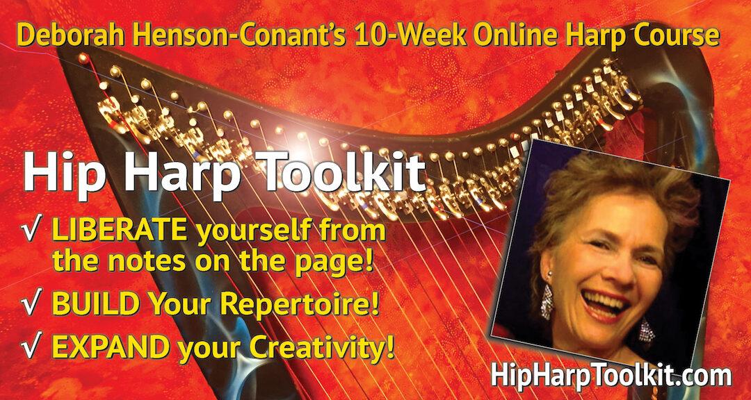 10 Reasons Hip Harp Toolkit ROCKS!!!