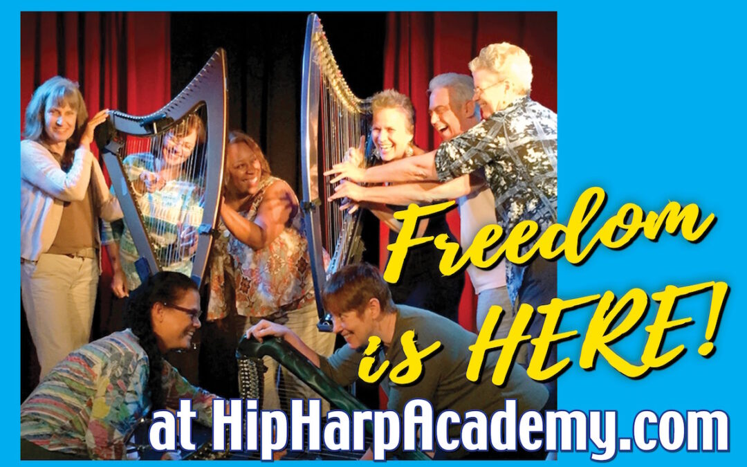 How does it WORK? What actually HAPPENS in Hip Harp Academy?