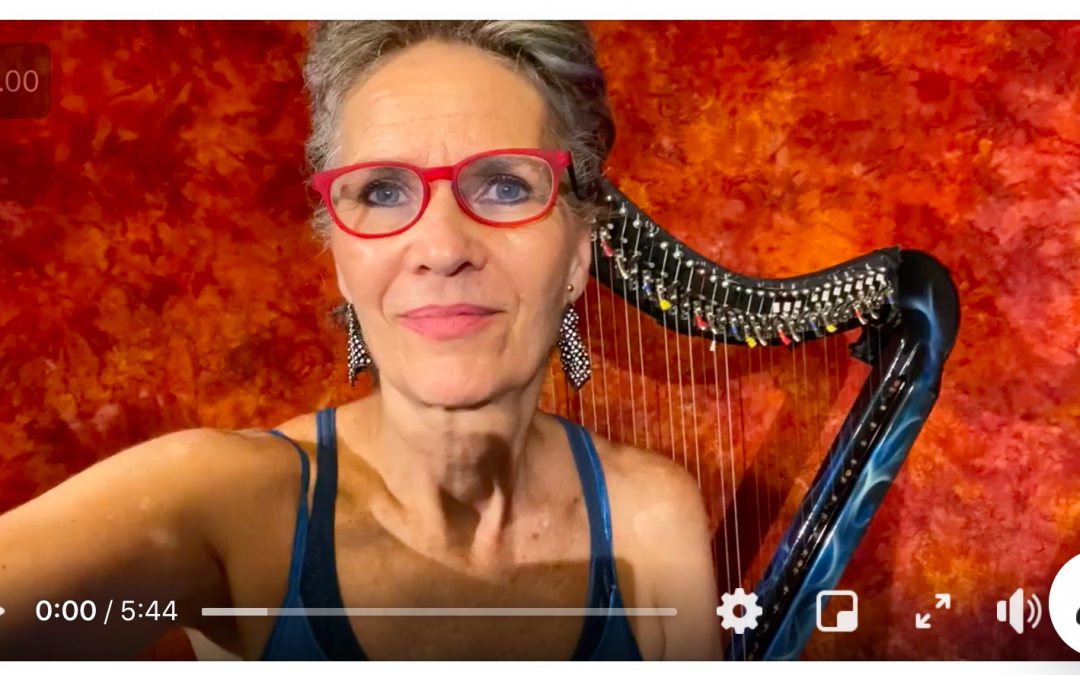 The 5-Day Harp IMPROV Challenge – What People are Saying!