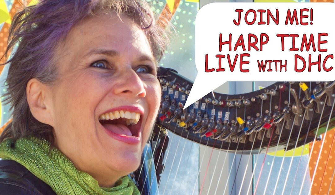 HARP time LIVE with DHC!