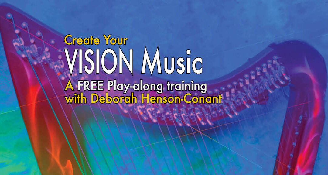 Create YOUR Vision Music (Free Creativity Training)