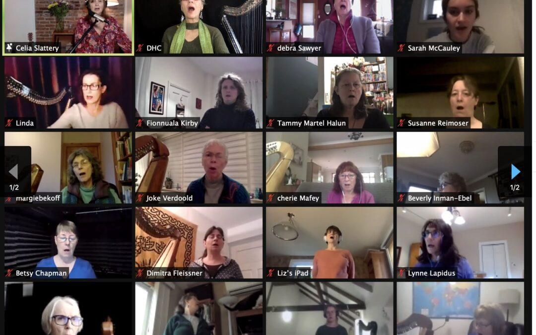 Hip Harp Academy Field Trip